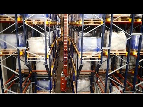 Mecalux Uk.Warehouse Automation With Two Stacker Cranes Trumpler Mecalux Uk
