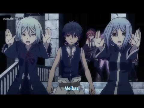 Trinity Seven: Eternity Library To Alchemic Girl 「AMV」- One For The Money