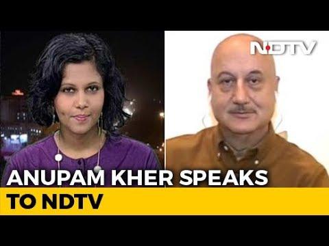 Deserve Oscar Nomination,  Says Anupam Kher On Manmohan Singh Film