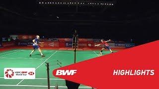 PERODUA Malaysia Masters 2019   MS - QF - HIGHLIGHTS   BWF 2019