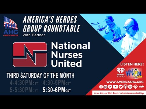 AHG with NNU, Regarding Your Healthcare, 6/19/21