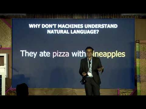 NTLF 2020: Tech you can talk to: The New frontier in NLP