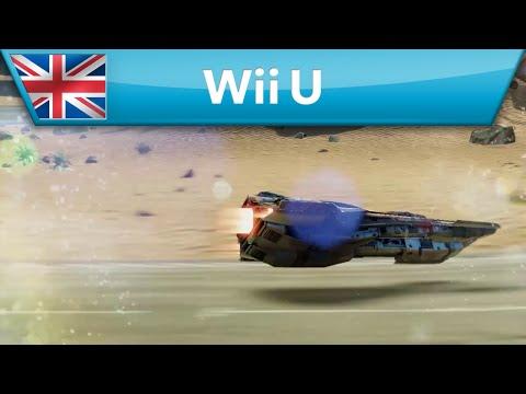 FAST Racing Neo - Nintendo Direct Trailer (Wii U)
