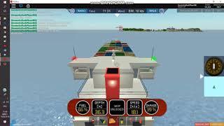 Roblox/ DSSIII / Wie man Credits mit Light Container Ship (#5) verdient