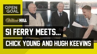Si Ferry Meets... Chick Young & Hugh Keevins