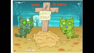 ЗОМБИ - КОШКИ   Zombie Cats