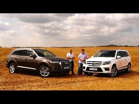 Audi q7 vs mercedes ml350