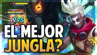 ¡EL JUNGLA MAS ROTO DEL PARCHE? | EKKO | League of Legends