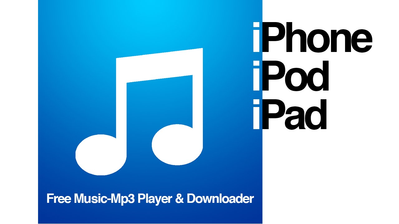 Free Music- Mp3 Player & Download Manager App how to download for iPhone  iPod iPad