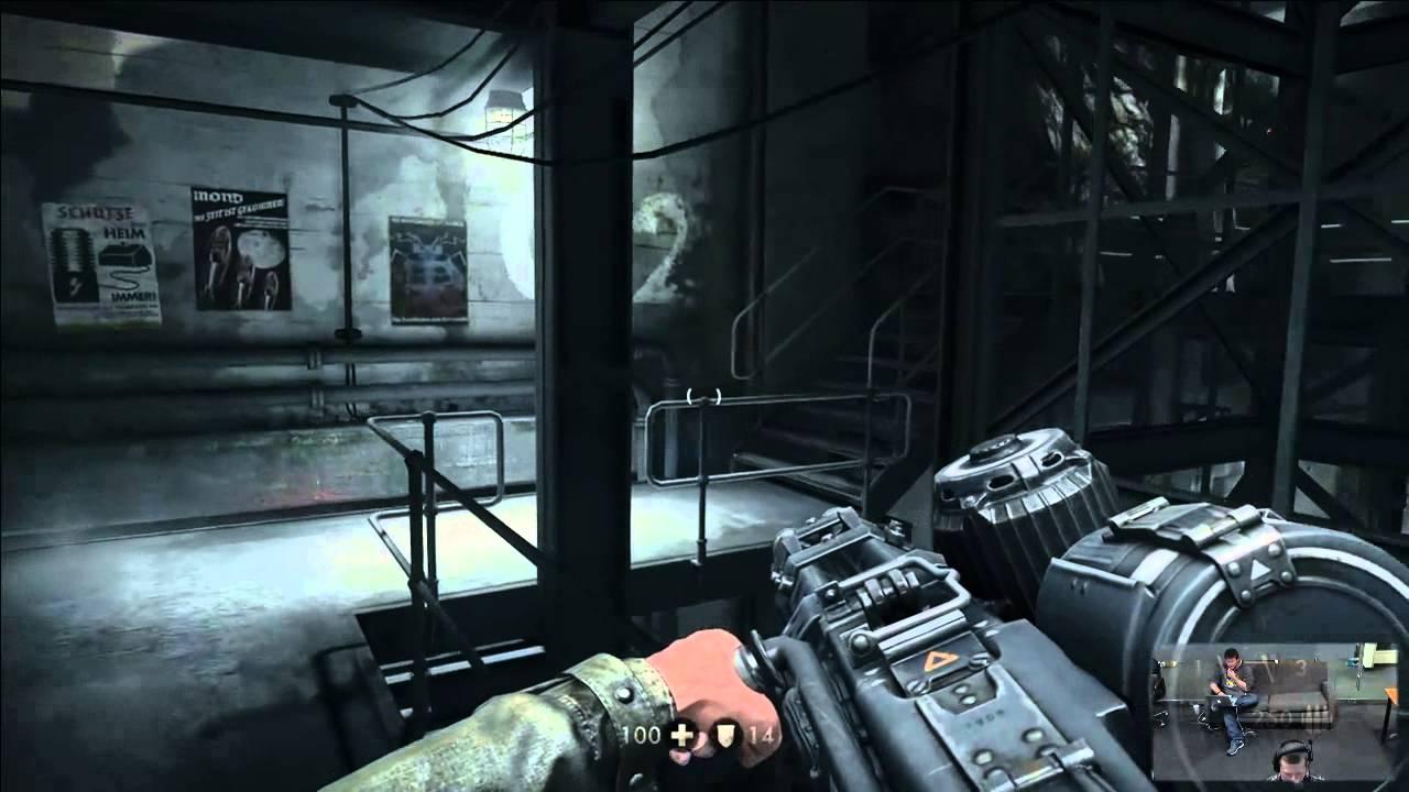 Wolfenstein: The New Order Windows, XONE, X360, PS4, PS3 game