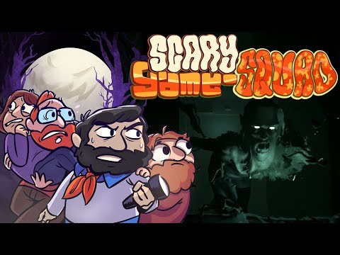 Scary Game Squad: Observer - Part 1