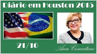Patchwork Sem Segredos: Diário em Houston 2015 (22/10)