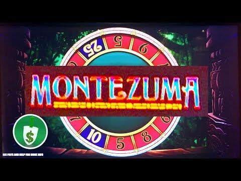 Montezuma slot machine, bonus - 동영상