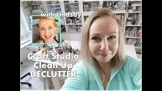 Baixar 2019 Maremi's Craft Studio Clean Up Declutter {Collab with thefrugalcrafter Lindsay Weirich}