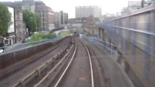 Bank to Shadwell on the DLR Thumbnail