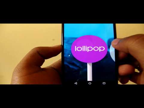 HOW TO: Install Android Lollipop on Moto X 1st Gen
