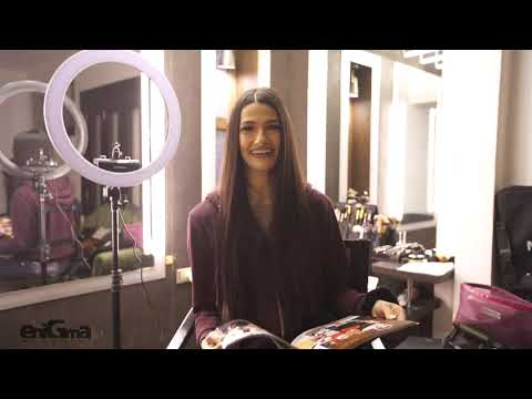 TARA EMAD'S MEMORIES AT ENIGMA'S 20TH ANNIVERSARY COVER SHOOT