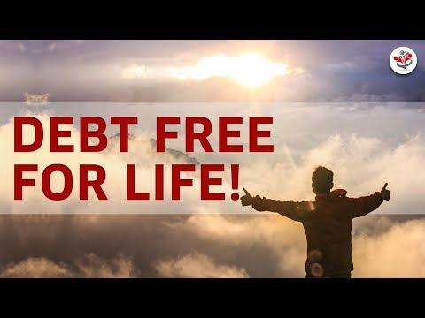 Become 100 Percent Debt Free in 2017 - INCLUDING YOUR HOME - AMAZZZIING BANKING HACK!!!