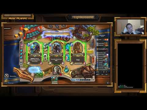 Quest Hunter Witchwood Deck Writeup |