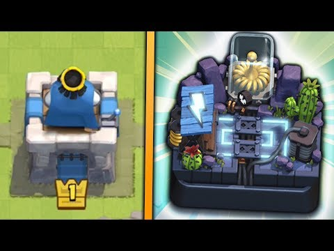 LEVEL 1 NOOB TROPHY PUSH TO ELECTRO VALLEY! | Clash Royale | LEVEL 1 3100+ GAMEPLAY #1
