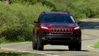 On the road: 2014 Jeep Cherokee Trailhawk