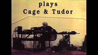 David Tudor - John Cage: Solo For Piano