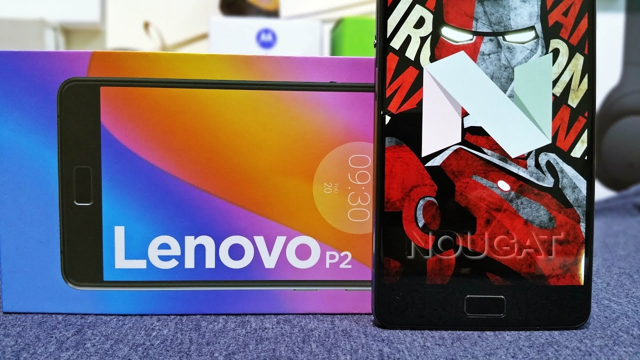 Lenovo P2 Review after Nougat Update | Lenovo P2 Nougat