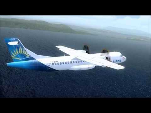 Air Caraibes & Suriname Airways Virtual Promo | FSX