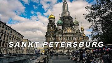 Sankt Petersburg - Das Juwel Russlands: Schöne Stadt, schöne Frauen