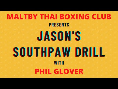 SOUTHPAW SPEED PADS WITH PHIL GLOVER