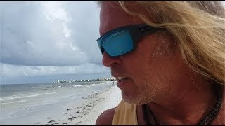 "Siesta Key Beach ""Red Tide"" Update Saturday August 11, 2018"