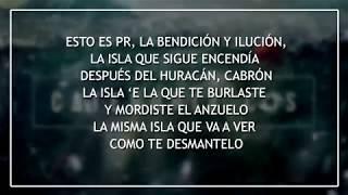 CATEGORIA COS   COSCULLUELA   LETRA (RIP ANUEL)