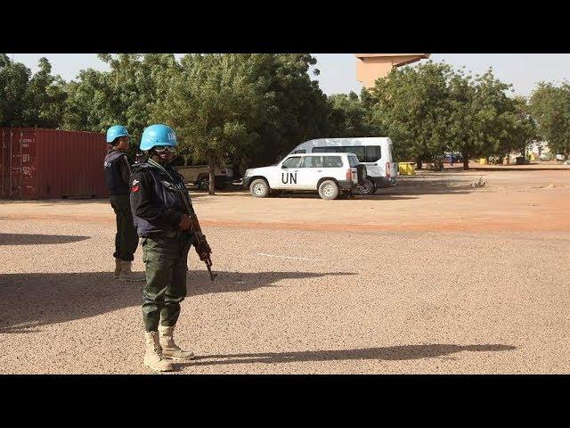 Attack on UN base in Mali kills ten peacekeepers