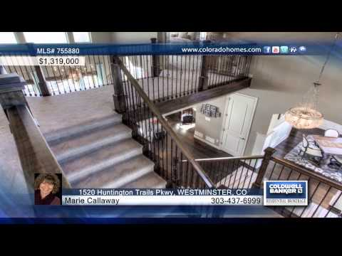 1520 Huntington Trails Pkwy  WESTMINSTER, CO Homes For Sale | Coloradohomes.com