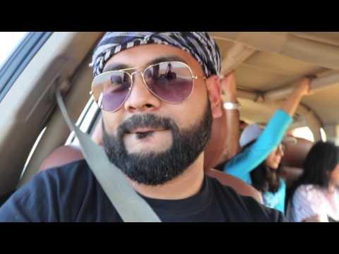 Our first ever Dubai safari tour!! vlog 34