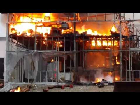 Harmony Township Blaze, June 4, 2015
