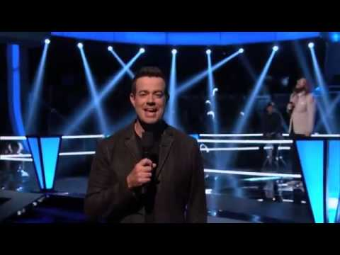 Mycle Wastman vs Nicholas David - The Voice