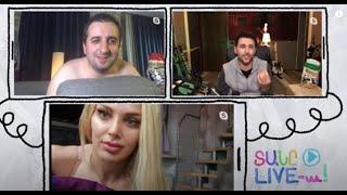 Տանը LIVE-ա, Գարիկի և Ռոբի հետ / Լիլի Մորտո