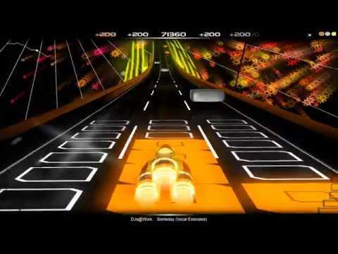 [Audiosurf] DJs @ Work - Someday (Vocal Extended)