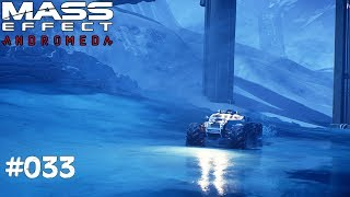 MASS EFFECT ANDROMEDA #033 - Schneemobil - Let's Play Mass Effect Andromeda Deutsch / German