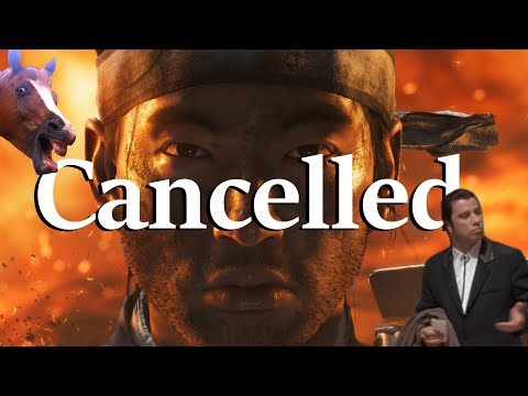 Ghost of Tsushima cancelled over Lawsuit!!