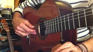 Transmission musicale (guitare classique cours n*1) - Hélios Martinez (I