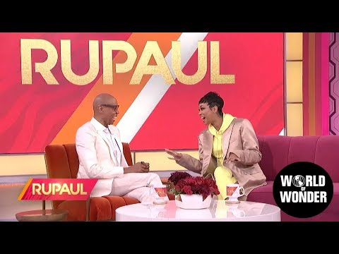 Uptown Angela - Monica Chops it Up with RuPaul