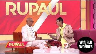 'RuPaul' with Monica!