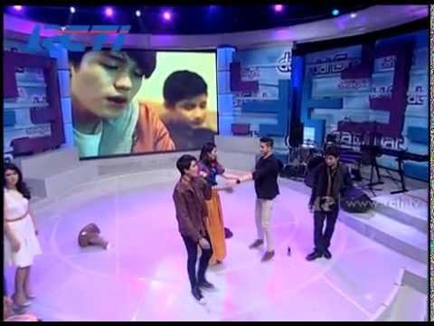 VJR Bawakan Single 'All Of Me' - dahSyat 10 Mei 2014