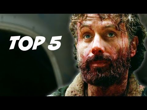 The Walking Dead Season 4 Finale - Top 5 WTF Moments