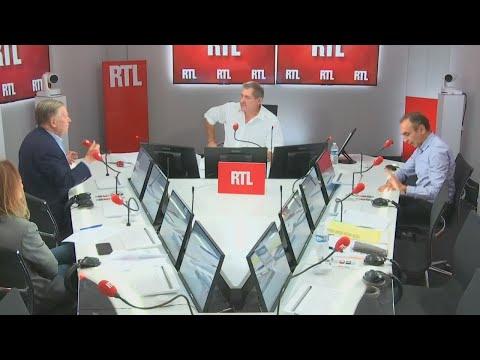 """La photo d'Emmanuel Macron à Saint-Martin est """"une guillotine symbolique"""", juge Éric Zemmour"""