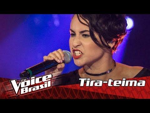 "Rhaysa canta ""Axé Acappella"" no 'Tira-Teima' – 'The Voice Brasil' | 6ª Temporada"