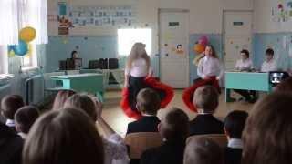 Испанский танец девочки 5 класса