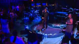 Rahsaan Patterson Performs 6AM Live featuring Lalah Hathaway